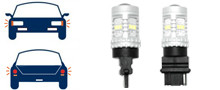 P27W (W2,5x16d) LED